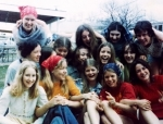 Indian Riffle 9th grade girls/Kathy Powers sleep over:-)